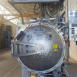 MCS Dyeing machine yoc 2006 Type SF 100 2N 54