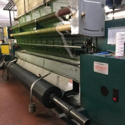 3 PICKERING Tufting machines