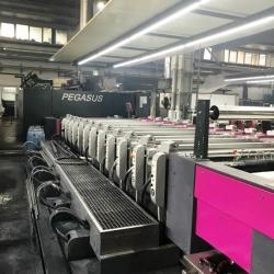 STORK Pegasusrotary printing yoc 2002 12 color