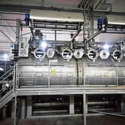 MCS HTHP-Jet Dyeing Machine, yoc 2001, 1.000KG
