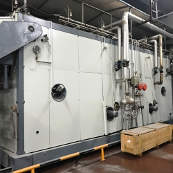 ARIOLI Steamer yoc 1996 capacity 250m