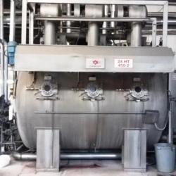 Canlar Makina HT Soft Tech dyeing machine, yoc 2007, 450 KG