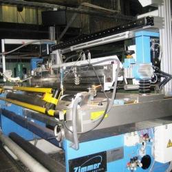 ZIMMER TRIPLEXCOAT coating machine type:   T-Coat-MK
