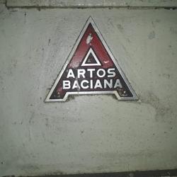 ARTOS stenter frame, horizontal clip chain ww 240 cm 6 chamber