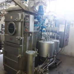 MINOX atmospheric dyeing machine, yoc 1999, 60 KG capacity