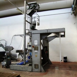2 line of rope opener BIANCO with slitter, 1990 and 1993