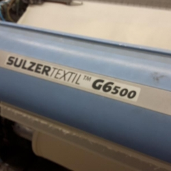 24 SULZER G-6500 looms, yoc 2007, 6 colors, dobby, ww 220cm, 6 color