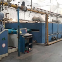 Monforts Stenter Made in Germany, w.w 3200 mm, Year 2004,