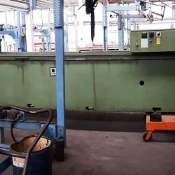 REFORM Maschinenfabrik Heavy duty grinding machine for Tufting Cut Knife