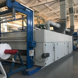 Zimmer rotary printing machines Year: 2006  Width: 260 cm 8 colors
