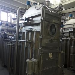 MINOX ATMOSPHERIC DYEING MACHINE, yoc 2001, 100 KG CAPACITY