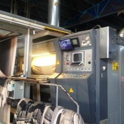 Autoclave Decatizing TMT, yoc2000, ww 1800mm, 550m
