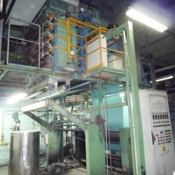 KUSTERS ARTOS THERMOSOL DYEING RANGES, WW 1800 MM