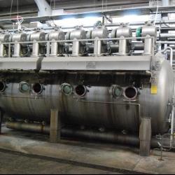 DMS DİLMENLER HT dyeing machine, Year 2010, 1200 kg, 8 heads