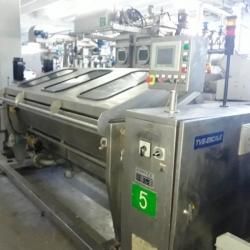 2 x TVE-ESCALE Jigger dyeing machine (atmospheric) yoc 2004
