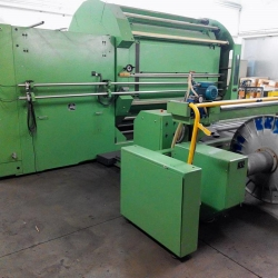 sample short chain warping machine KARL MAYER
