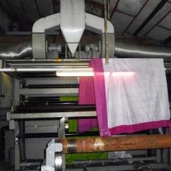 INTES POLYMERIZING Working width : 3400mm. capacity.1200 mt