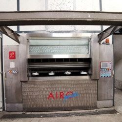 BIANCALANI AIRO QUATTRO Discontinuous rope washing out and drying machine