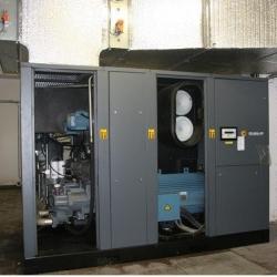 ATLAS COPCO, compressor type: GA250 10FF