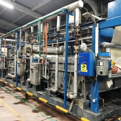 Ramisch KLEINEEFFERS wide washing machine Working width 2.40 m, yoc 1993