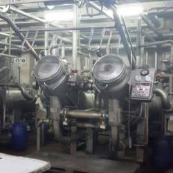 2 x FONGS HT-Dyeing machine, Type Eco 88 2T, 250-300 KG