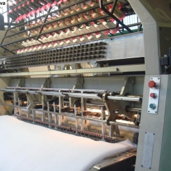 3 Multi-needles continuous quilting machines