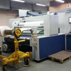Reggiani Renoir Digital Textile Printing Machine 16 Heads