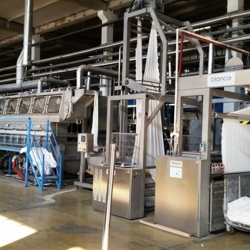 Erbatech Washing Model Delphin D-14 year 2016 new machine 1800 mm working width only used for 1 Months