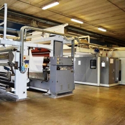 SPECIAL EFFECT AND FINISHING MACHINE PENTEK, ww 3400mm, yoc 2009