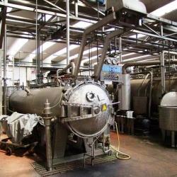 mcs Jet dyeing machine, 100 Kg, N.1 rope, model JR 90 S/1L HT