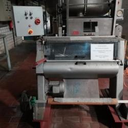 MENSCHNER horizontale Shearing machine for sampel