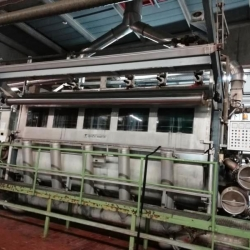 BRÜCKNER discontiuni dyeing machines