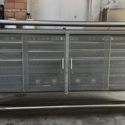 Mahlo Model: RFMC 94 H N,. 4 optical heads -Working Width: 2.200 mm Year of construction: 1993