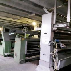 BABCOCK STENTER MACHINE_1995_6 chamber, ww 3600mm(3800mm)