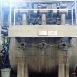 Canlar Makina HT Soft Tech dyeing machine, yoc 2005, 450 KG