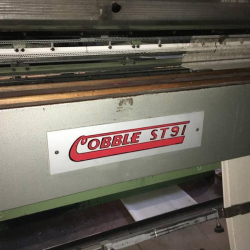 Cobble ST1 FRS 3PH fabric width 2200mm year 1997