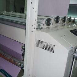 Emerizing machine Sucker-Müller, ww 180cm, yoc 1991