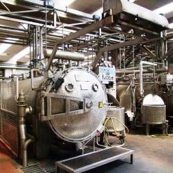MCS Jet dyeing machine, 300 Kg, N.3 ropes, model JR. 90S. 3L. HT