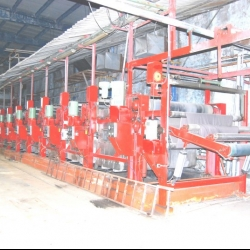 PadSteam GOLLER working width of 180cm yoc 1980 4+10 chamber