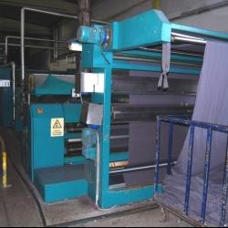 LAFER open Sanforising machine Year 2001 Working width 2400mm