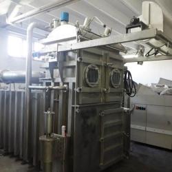 MINOX ATMOSPHERIC DYEING MACHINE, yoc 2001, 200 KG CAPACITY