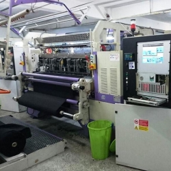 2 x MECA embroidery machine (Italy) Year 2004 Working width 65