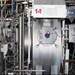 CMS CANLAR HTHP Dyeing MACHINE, 150KG,