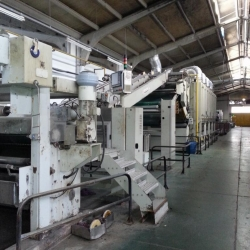 dryer DILMENLER with chain type DMS 05