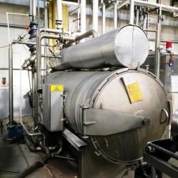 DILMENLER beam dyeing yoc 2009 capacity 1050 x 3910mm capacity Liter 4450