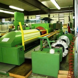 Sectional warping machine KARL MAYER - yoc 2000 - Useful ww 2200mm.