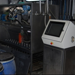 ELİAR RD 96 33/32 LIQUID CHEMICAL WEIGHING and distribution system, yoc 2004