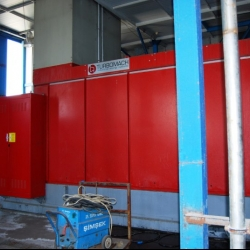 TURBOMACH cogeneration, gas, yoc 2004, 5,5 MW