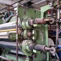 KÜSTERS Calander ww 180cm 3 cylinder (steel - paper - steel)