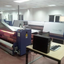 KONICA MINOLTA NASSENGER 7 PRINTING MACHINE 2010 YEARS 8 COLOUR